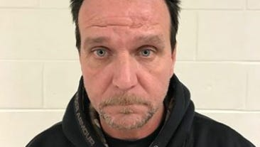 Mark McKenna was arrested Wednesday after he allegedly caused Monroe police to issue a five-hour shelter in place alert for residents.