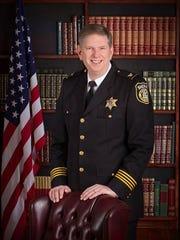 Waukesha County Sheriff Eric Severson