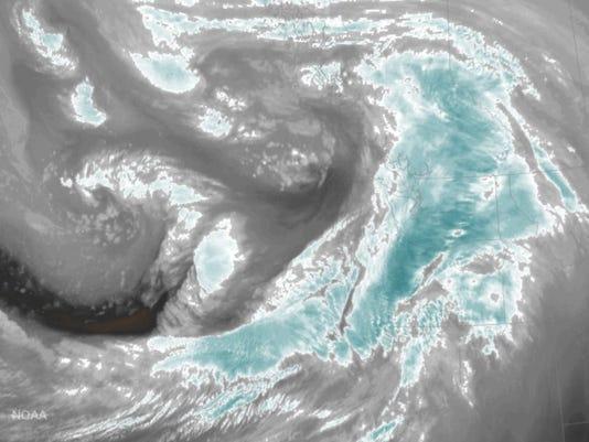 Pacific Northwest Storm