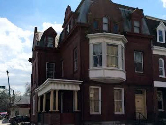 This photo of Pulitzer Prize-winning composer Dominick Argento's boyhood home comes from his nephew, YDR columnist Mike Argento. It stands at 262 E. College Ave. This is one example of a city home that could use a historic plaque.