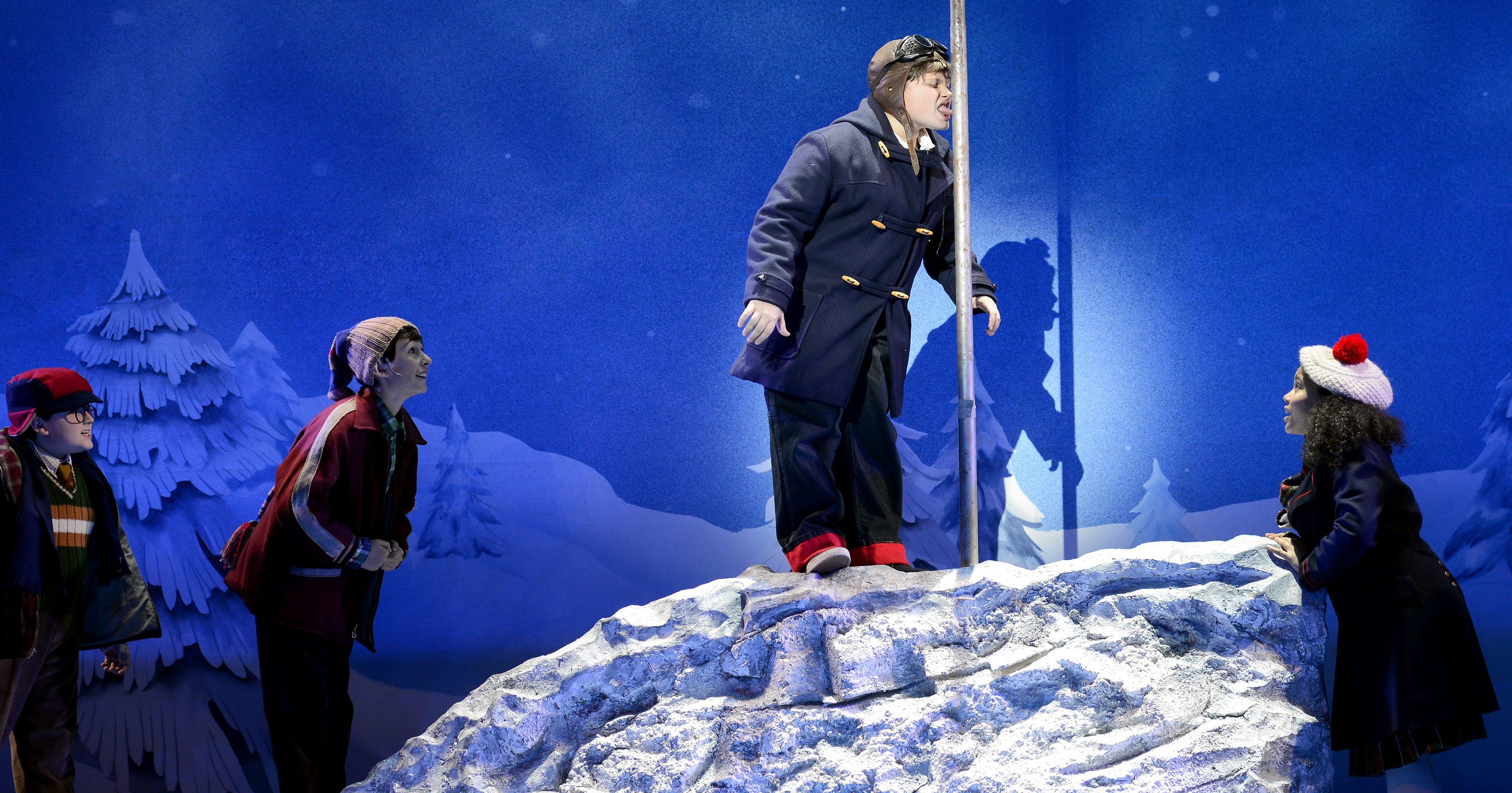 A Christmas Story The Musical.A Christmas Story The Musical Is New Holiday Must See Review