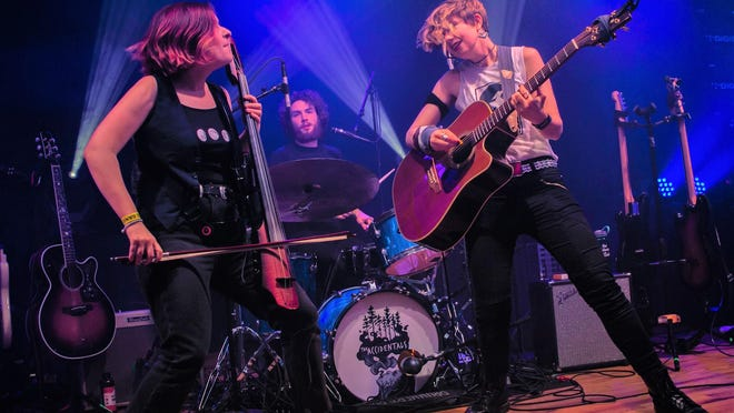 The Accidentals had to cancel about 100 concerts in 2020.