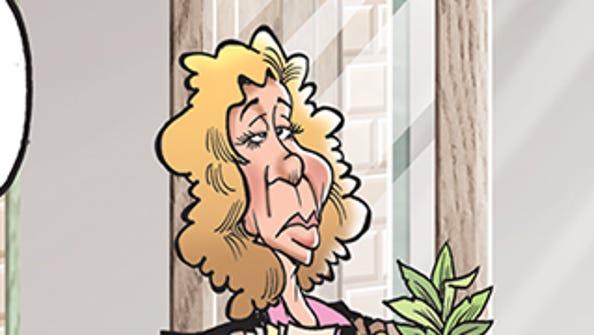 Debbie Wasserman Schultz is forced out.
