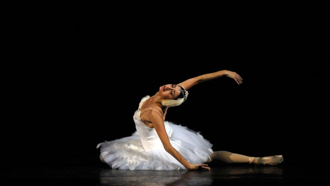 Nina Ananiashvili will return to the Jackson stage with her company, The State Ballet of Georgia, on July 16.
