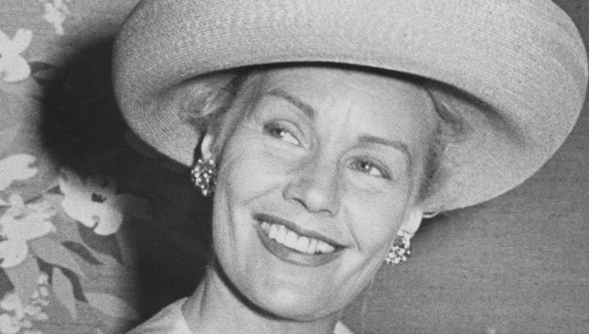 Frances Farmer,  May 20, 1964
