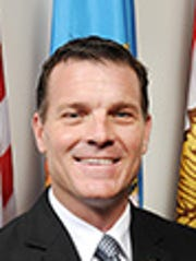 Sussex County Councilman Rob Arlett