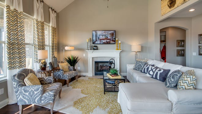 Celebration recently opened a model home in Brixworth. The company's homes range from the $370,000s to the $450,000s.