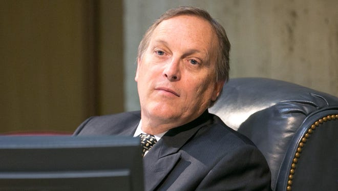 """Senate President Andy Biggs wants lawmakers to focus on """"long-term structural changes"""" to solve the state's budget woes."""