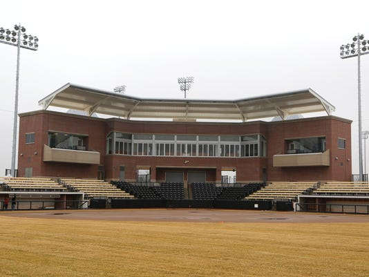 LAF Purdue Softball Stadium