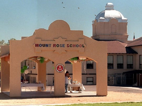 Mount Rose Elementary School is Reno.