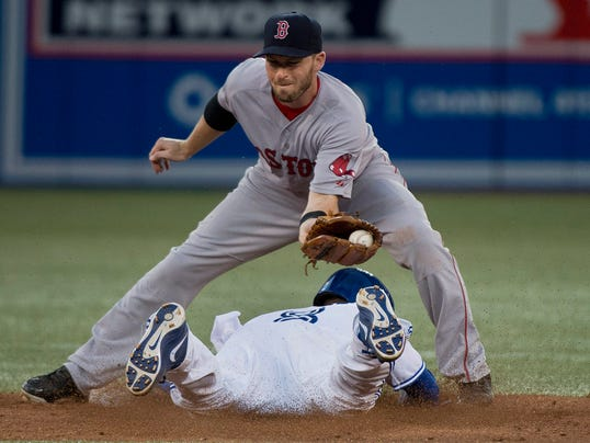 Red Sox Blue Jays Bas_Alle