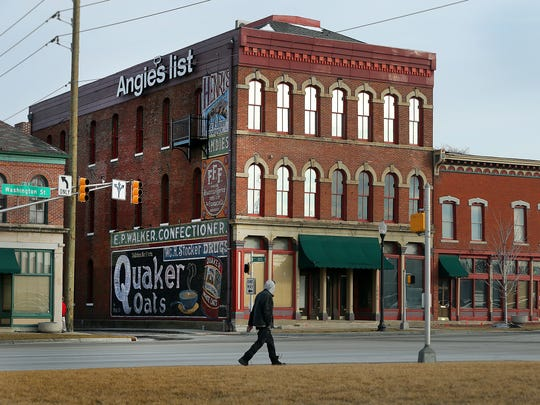 Angie's List's revenue fell in the first quarter as