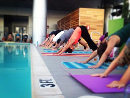 Outdoor Yoga Series