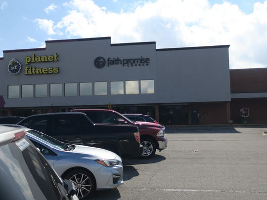 Faith Promise Church's Blount County location is in a Maryville strip mall.
