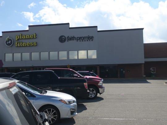 Faith Promise Church's Blount County location is in