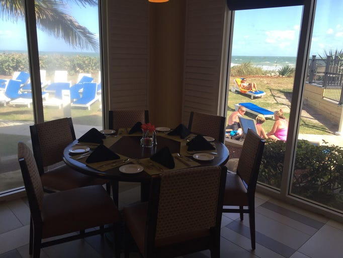 fine dining melbourne fl. description: indoor dining at the ocean grill with a view of pool and ocean. there\u0027s also an outdoor tiki bar. fine melbourne fl s