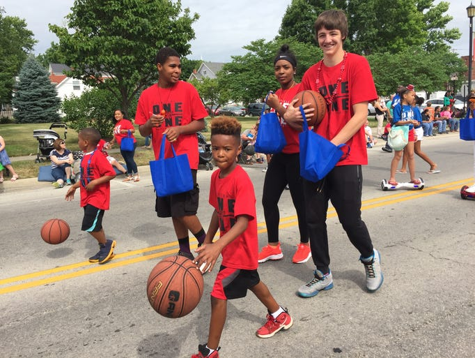 Fremont celebrates Independence Day with parade.