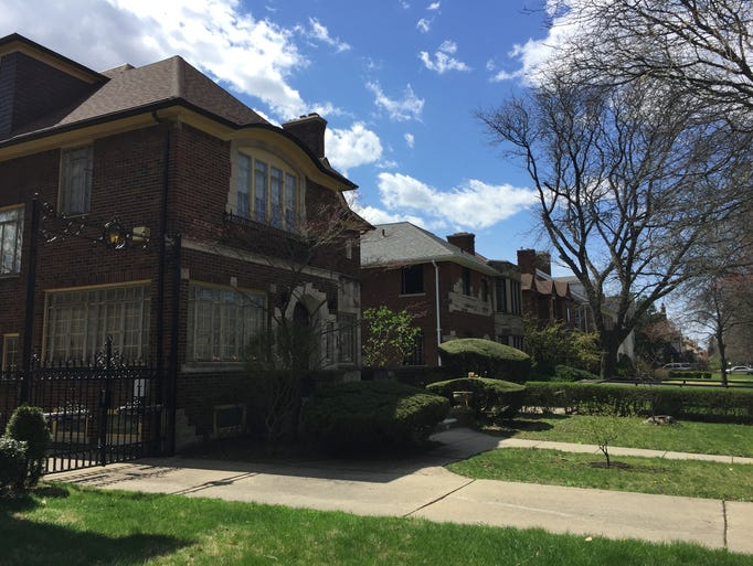 Detroit's beloved Historic Boston-Edison District is