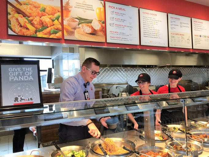"""""""Panda Express is committed to development and growth,"""""""