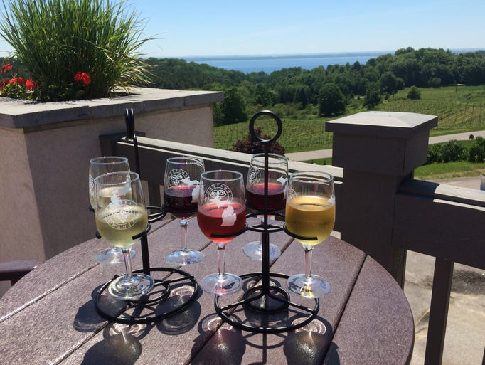 Michigan Wine Trail Bed And Breakfast