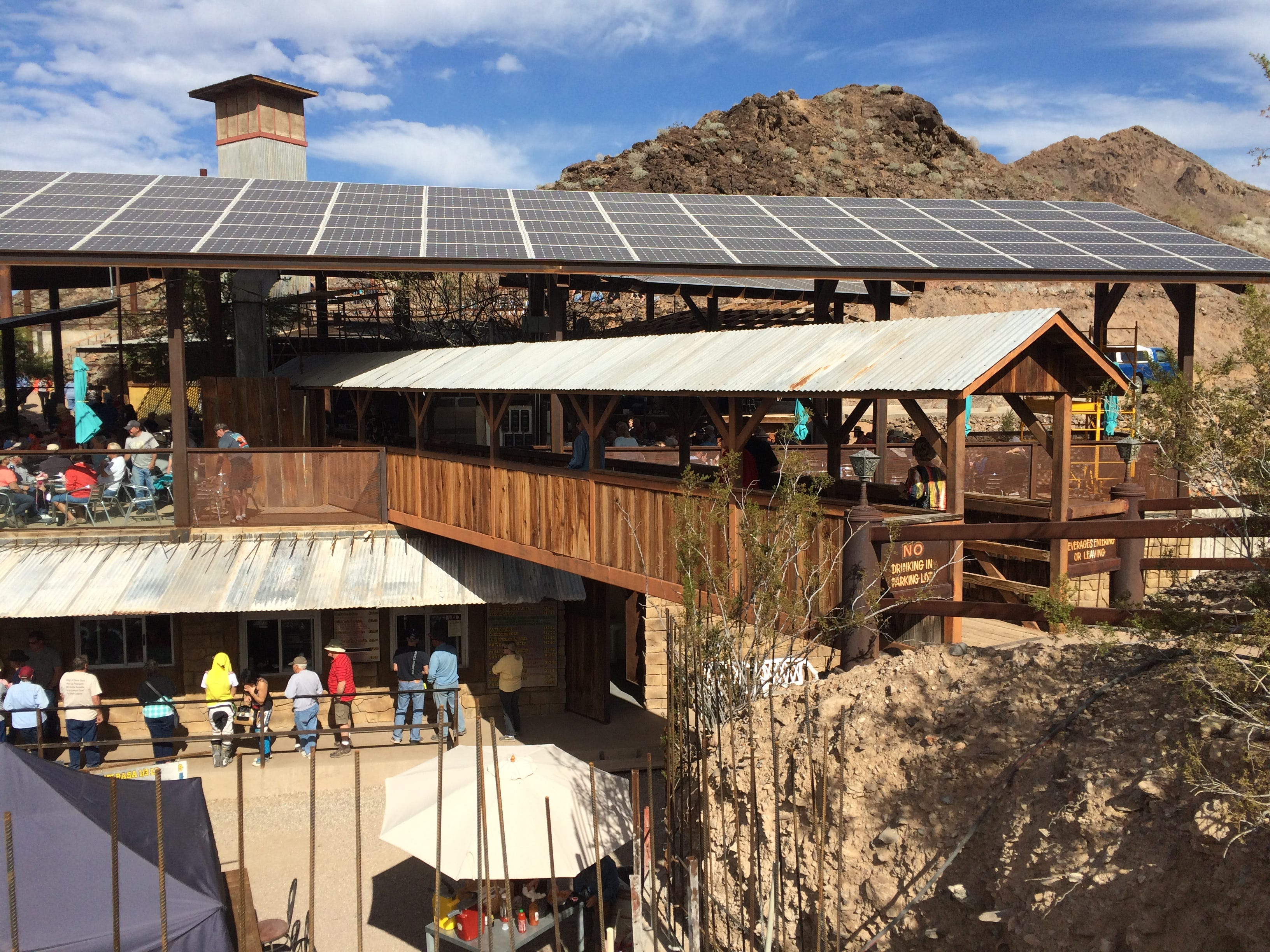 Desert Bar: Arizonau0027s Most Unusual Watering Hole Opens Sept. 30