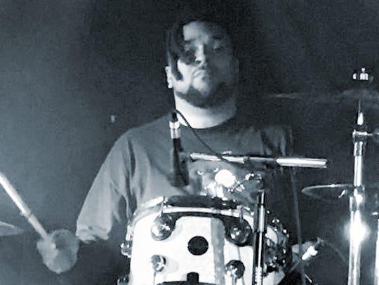 Drummer Gabe Gonzalez