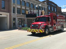 Power restored to downtown Sioux Falls