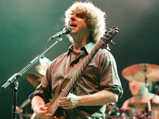 Phish bassist Mike Gordon plays 20th Century Theater