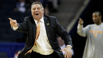 Bruce Pearl is back — this time as coach at Auburn. And he's got plenty to say.