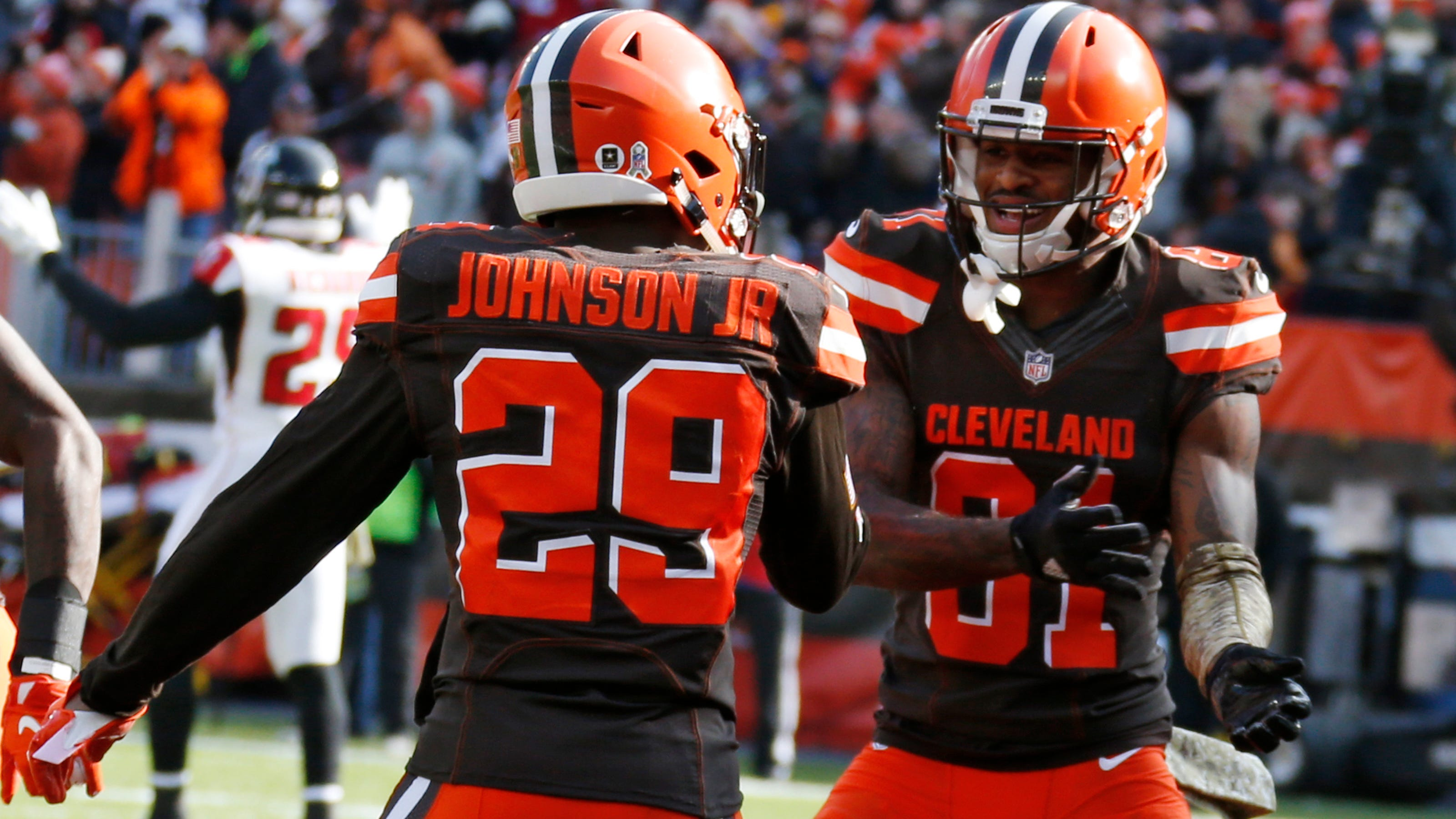 Image result for complete browns win