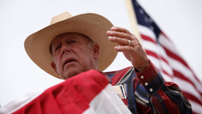 No Arizona politician who went to Nevada to support rancher Cliven Bundy deserves re-election.