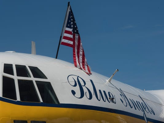 Blue Angels-Lead Solo Weisser