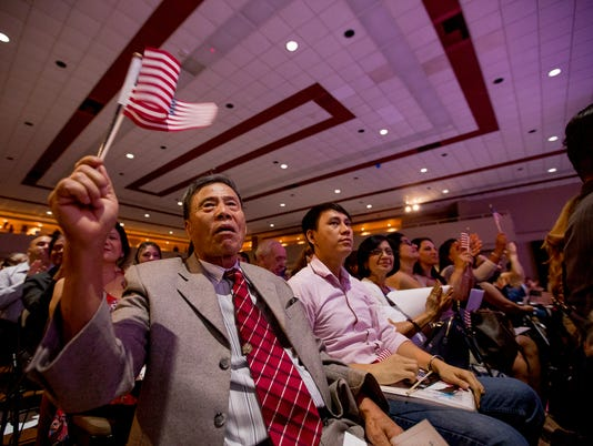 4th of July Naturalization - Mesa Celebration of Freedom