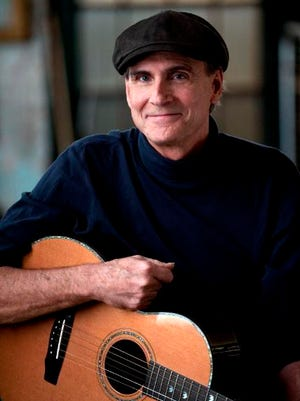 James Taylor will perform in August aboard Cunard's Queen Mary 2.