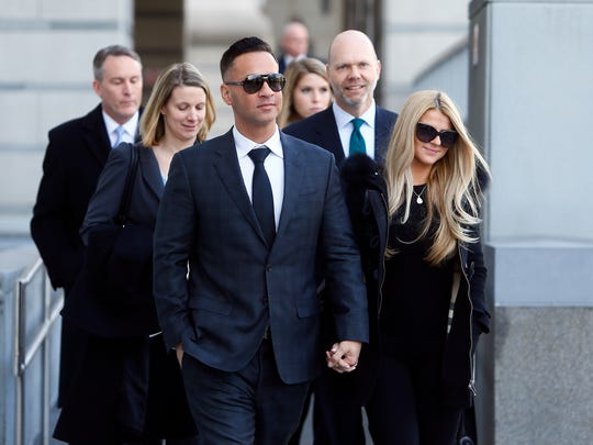 Mike 'The Situation' Sorrentino, breakout star of MTV's