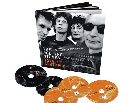 Rolling Stones review