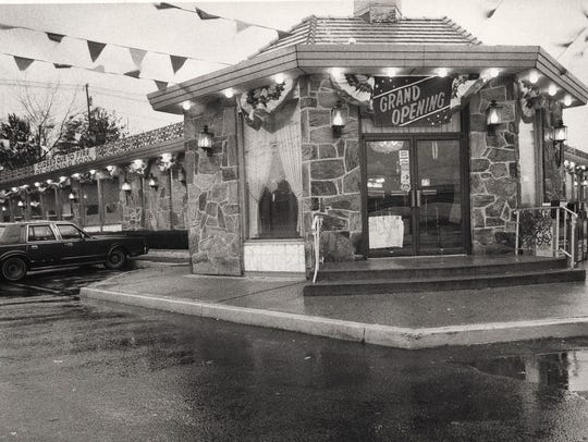 The Forum Diner re-opened in December 1986 after a