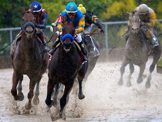 USP HORSE RACING: 140TH PREAKNESS STAKES S RAC USA MD