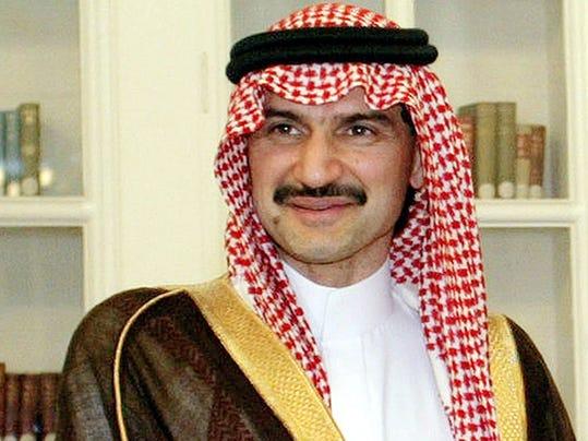 Prince Alwaleed bin Tala