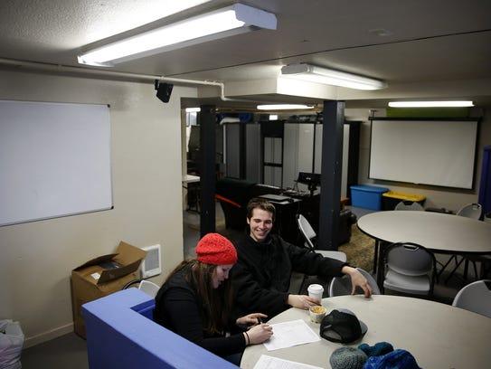 Runaway and Homeless Youth Coordinator Ashley Shaw