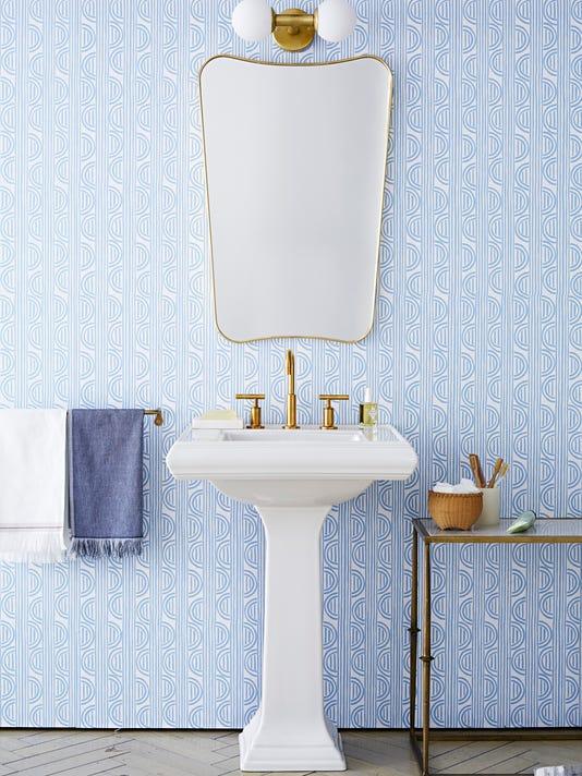 Ask Martha Discover The Joys Peel Off Wallpaper