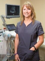 Susan Reed is a Registered Diagnostic Medical Sonographer