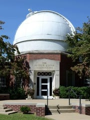 View the Delta Aquarids meteor shower, Saturn, Mars and more at WCPL Night at Vanderbilt's Dyer Observatory on Tuesday, July 28.