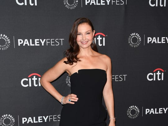 Ashley Judd will give her first TV interview about