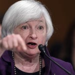Federal Reserve Chair Janet Yellen told a Senate committee this month she expects the Fed to raise interest rates this year. :