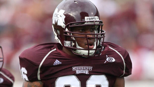 Former Mississippi State defensive end Nick Bell died five years ago.