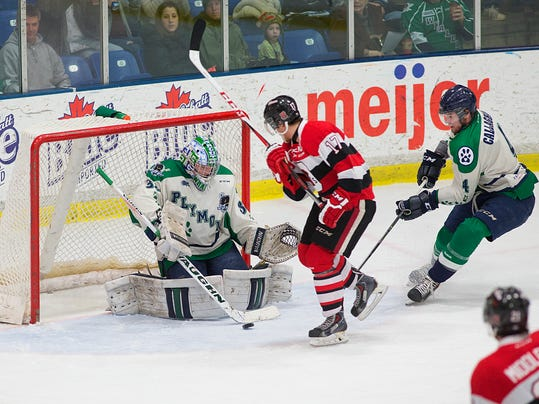 OHL Ottawa 67s vs Plymouth Whalers