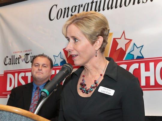 Corpus Christi Caller-Times President Libby Averyt