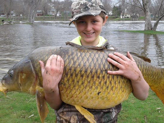Anglers caught three new state record fish in Vermont