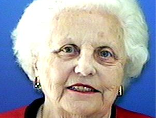 Pearl Mary Merenyi, 85, was shot and killed by her